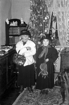 Julebukker 1955