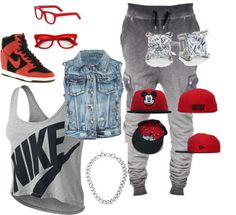 """Dope Diva"" by jdcuneosimo on Polyvore...cute outfits! Clothes"