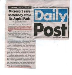 """No Microsoft products were reported stolen"""