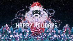 『HAPPY HOLIDAYS』  -Direction / Art Direction / Animation  Hideki Inaba(P.I.C.S. management)  -Music  Kosuke Anamizu(primarycolormusic)    Hideki Inaba Profile/  映像作家・アートディレクター・アニメーション作家  2017年 Red Hot Chili Peppers「Getaway Tour Viz」に映像作家として参加。  海外のアーティストとコラボレーションした作品は、Pictoplasma、Reading & Leeds Festivals、This is Colossal、The Vergeなどの映画祭やメディアで上映、掲載されている。第20回文化庁メディア芸術祭審査委員会推薦作品に作品選出。