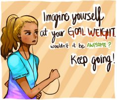 healthymoi: This has become something I do when I feel like giving up…