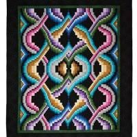 Entwined Quilt Pattern