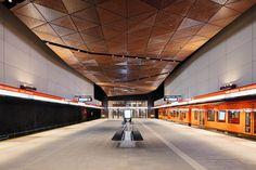 Aalto University Metro Station / ALA Architects  Esa Piironen Architects | Netfloor USA