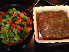 Feeding Ger Sasser: Paleo Grass-Fed Meatloaf