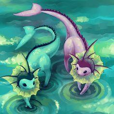 Vaporeon has always been my favorite Pokemon. Mudkip, Eevee Evolutions, All Anime, Me Me Me Anime, Shiny Vaporeon, Water Type Pokemon, Pokemon Pins, Pokemon Stuff, Mega Evolution