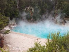 See 85 photos and 4 tips from 492 visitors to Waimangu Volcanic Valley. Niagara Falls, New Zealand, Things To Do, Places To Go, Waterfall, Travel, Outdoor, Things To Make, Outdoors