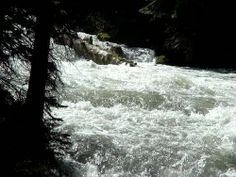 "Benham Falls On the Deschutes River Trail Between Bend and Sunriver Oregon.  For VIDEO ""Visit Site"""