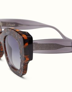 a38d04cfc97f Designers Fendi and Thierry Lasry collaborated to make these beautiful  sunglasses! Collaboration