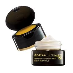 Targets under-eye bags and wrinkles. Instantly, the eye area looks firmer, more elastic. Over time, dramatically diminishes the appearance of wrinkles. Cream, .5 oz. net wt.; Elixir, .09 oz. net wt. TO USE: In AM/PM, apply cream to upper eyelid, under eye area and along crow's feet. In PM, after applying cream, apply elixir to under eye area and along crow's feet.
