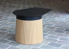 Caps la table à visière par Ludovic Renson