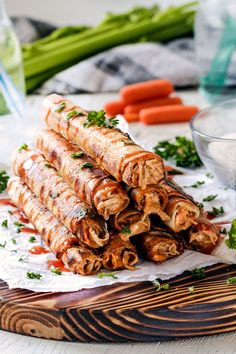Super easy Slow Cooker Honey Buffalo Chicken Taquitos bursting with sweet heat cream cheese chicken filling you will want to eat it with a spoon! Perfect party appetizer that everyone will go crazy for or easy favorite meal! Crock Pot Recipes, Slow Cooker Recipes, Chicken Recipes, Cooking Recipes, Easy Recipes, Chicken Meals, Healthy Recipes, Slow Cooking, Crockpot Meals