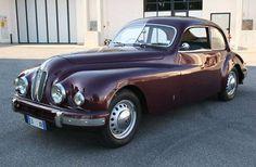 Beautiful RHD Bristol 401 from 1953