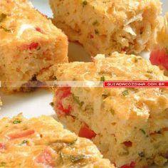 Receita de Torta de repolho | Guia da Cozinha
