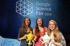 Three 16 Year Old Girls Win Top Prize At Google Science Fair For Agricultural Research | IFLScience