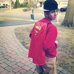 -He's my Superman ♥ ^__^  .@madison_tobeone (Madison Alamia) 's Instagram photos | Webstagram - the best Instagram viewer