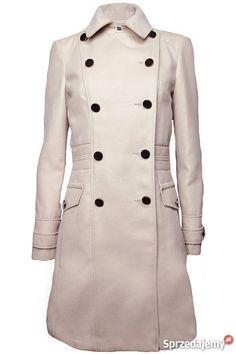 Dunnes Beżowy dwurzędowy płaszcz Maila, Coat, Jackets, Fashion, Down Jackets, Moda, Sewing Coat, Fashion Styles, Peacoats