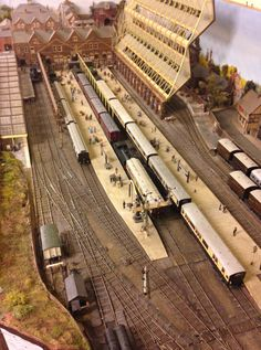 Posts about Peter Denny written by highlandmiscellany Uk Outline, Escala Ho, Model Railway Track Plans, Commuter Train, Running Day, Model Train Layouts, Train Station, Model Trains, Locomotive