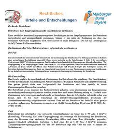 #Betriebsratsrecht: Betriebsrat darf Eingruppierung nicht einschränkend zustimmen (ArbG Dessau-Roßlau, Urteil vom 09.03.2016, Az.: 10 BV 11/15)