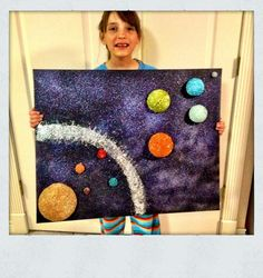 This Solar System project totally rocks!!!!