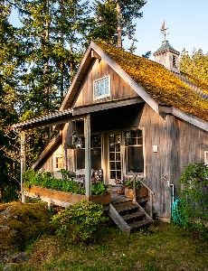 Cottage vacation rental in West Sound. Headed to the San Juan Islands tomorrow!