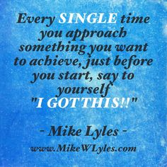 """Like my Facebook page at www.facebook.com/MikeLylesBusiness See more about me & my social networks at http://MikeLyles.me. Be sure to check out my upcoming new book """"The Drive-Thru is Not Always Faster"""" at www.TheDriveThruBook.com #leadership #speaker #motivation #success #goals #quote #quotes #MikeLyles #book #writer #author"""