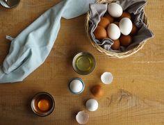Le uova in cucina