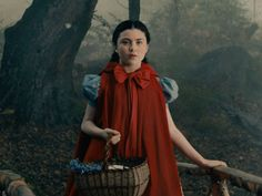 """I got: Little Red Riding Hood! What """"Into The Woods"""" Character Are You?"""