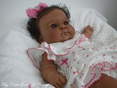 Lachelle - They   Never   Grow   Up   Nursery   Reborn   DollsWhere   babies   are   babies...Forever! Reborn   Doll   Artist   Debbie   Henshaw