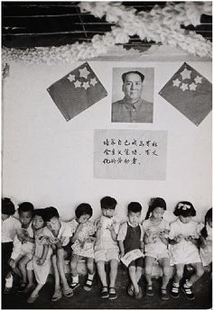 Henri Cartier-Bresson, Pre-School, Shan Shie Die Hutung, China