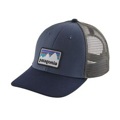 3a12fa4d12f Our closer-fitting trucker style with an organic cotton front