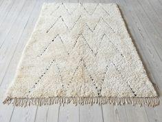 Les tapis berbères Beni Ouarain