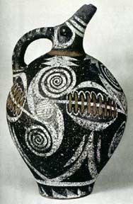 Greek should be a vase, but they cut it! Greek should be a vase, but they cut it! I jus … – Ceramic crush Ceramic Clay, Ceramic Pottery, Pottery Art, Minoan Art, Bronze Age Civilization, Coil Pots, Greek Pottery, Clay Vase, Ancient Art
