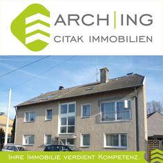 2 Zimmer Eigentumswohnung mit Küche, Diele, Bad und Stellplatz in Langenfeld.
