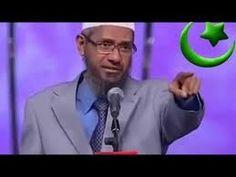 TONTON INI !! Dr  Zakir Naik Sedikit Marah Kepada Seorang Pemuda Yang Be...