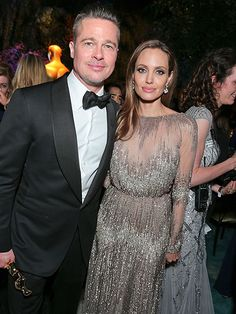 POWER COUPLE photo | Angelina Jolie, Brad Pitt