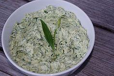 Bärlauch - Butter 1