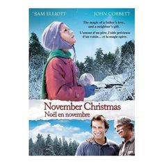 There are so many wonderful Christmas movies and we all have our favorites.November Christmas has become one of mine.