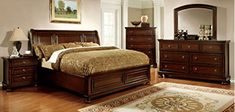 online shopping for Bedroom Set, California King, Cherry from top store. See new offer for Bedroom Set, California King, Cherry King Bedroom Sets, Furniture Sets, Furniture Of America, Cherry Bedroom Furniture, Bedroom Design, Bedding Sets, Furniture, Platform Bedroom, Bedroom Furniture