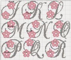 Ramalho C: Com flores cor de rosa