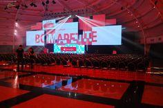 Bueno Br. Cenografia + Barbara Paludetti | Agência Um | Encontro Santander | Golden Hall | 2012 | Foto: Renato Bueno