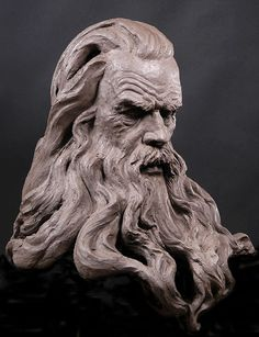 Philippe Faraut Sculpting | Stone Sculptures, Full Figure Portrait Sculpting by Philippe Faraut