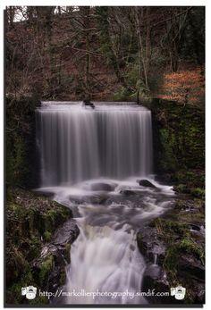 Weir at Bollington