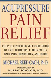 you reed book: Acupressure Pain Relief