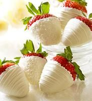 #Bridal Bliss Chocolate Dipped Strawberries 12 ct $44.99