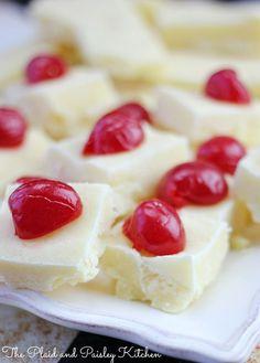 Cheesecake Fudge ~ The Plaid and Paisley Kitchen ~ www.pandpkitchen.com