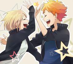 Yachi & Hinata