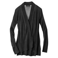 Mossimo® Women's Open Front Cardigan - Assorted Colors
