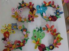 Αποτέλεσμα εικόνας για πρωτομαγια νηπιαγωγειο Kids Corner, Gerbera, Pre School, Preschool Crafts, Flower Crown, Diy For Kids, Kindergarten, Birthdays, Arts And Crafts