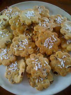 fior di biscotti con uvetta