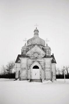 "8x10 Metallic Print - ""Spaca Moskalyk Ukrainian Catholic Parish"""
